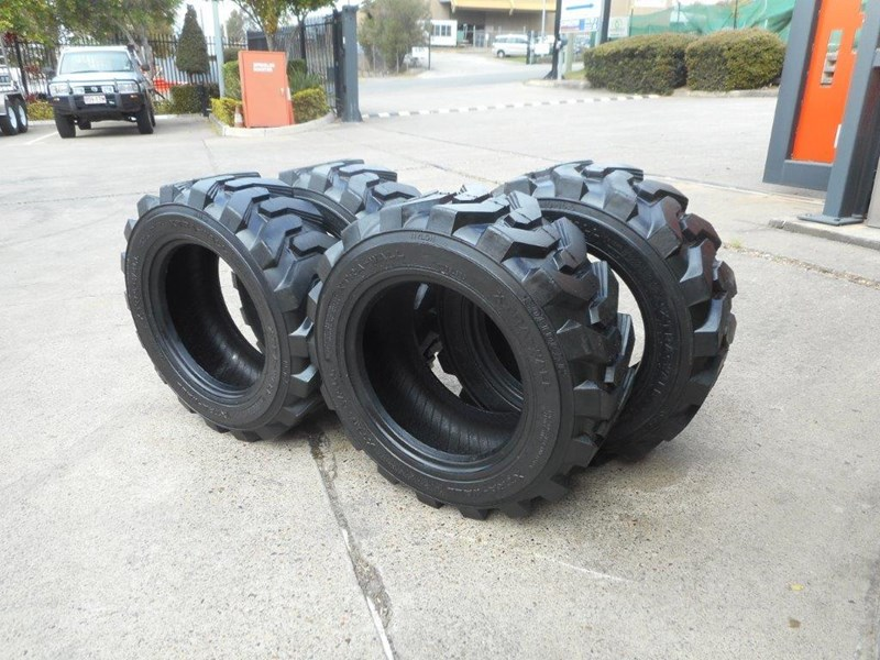 rhino 10-16.5 heavy duty skid steer loader spare tyres - xtra side walls [10ply] [20kg] [atttyre] 325181 003