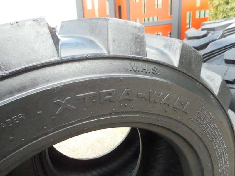 rhino 10-16.5 heavy duty skid steer loader spare tyres - xtra side walls [10ply] [20kg] [atttyre] 325181 033