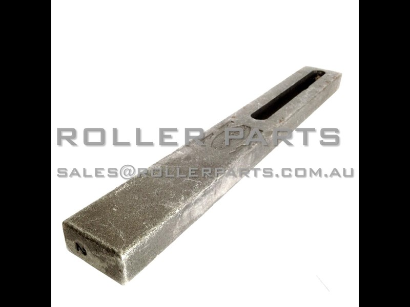 roller parts padfoot and scrapers 323001 005