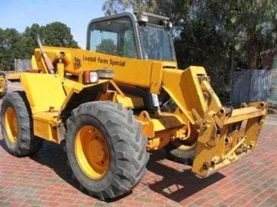 jcb loadall 525-58 29264 001