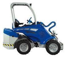 csf multione 5.2 with 4in-1 bucket - italian made mini loader 324624 005