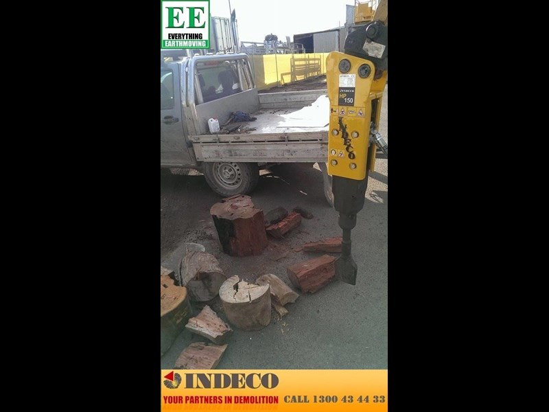 indeco hp150 315064 031
