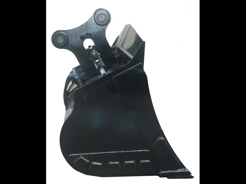australian bucket supplies tilt bucket fitted w/boe to suit 12-14t excavators 327682 001