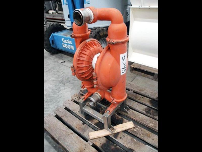 wilden m1 diaphragm pump manual