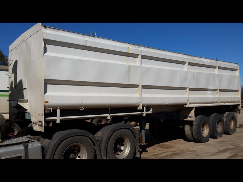 howard porter 1989 tipper 329682 001