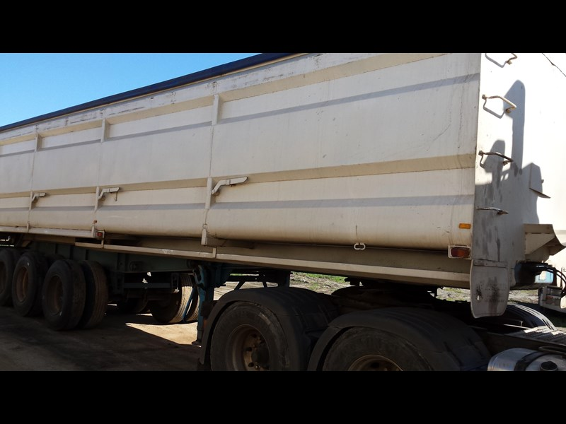 howard porter 1989 tipper 329682 007