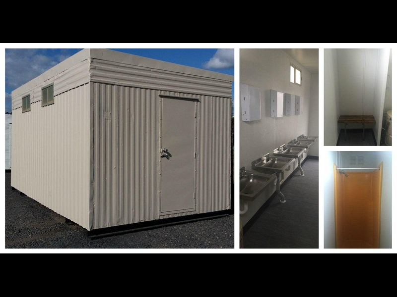 mcgregor 5.5m x 3.3m  toilet block 313378 029