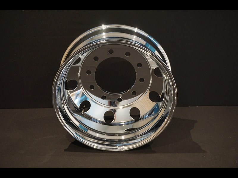 chrome alloys mirror finish rims 333010 009