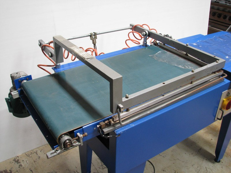 shrink wrap l-bar heat sealer - 665 x 465mm 332937 005