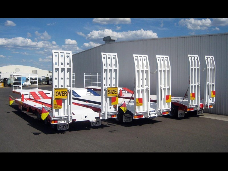 brimarco drop deck trailers - proudly australian made tough as 333662 001
