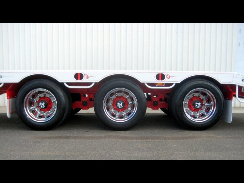 brimarco drop deck trailers - proudly australian made tough as 333662 011