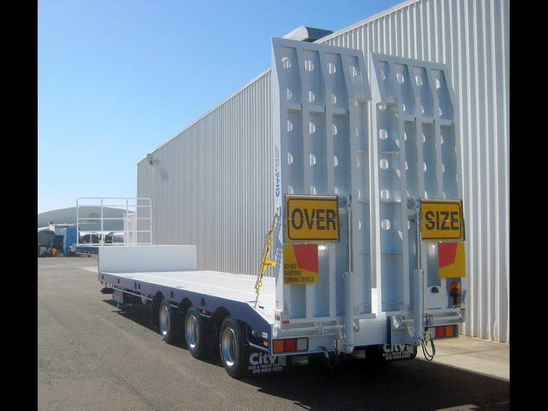 brimarco drop deck trailers - proudly australian made tough as 333662 017