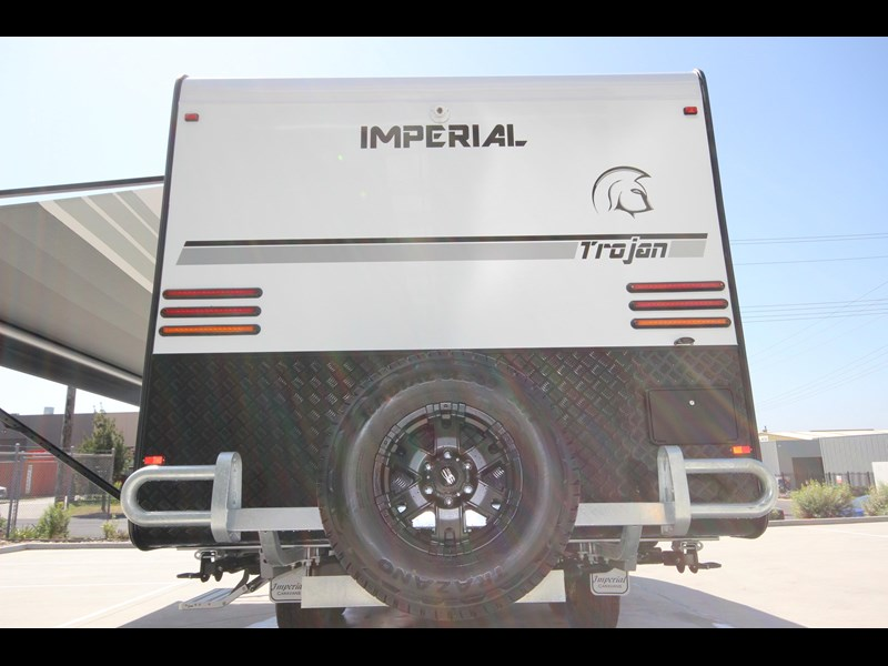 imperial trojan 21' off road (series 3) 333711 009