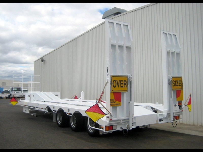 brimarco drop deck trailers - proudly australian made tough as 333662 033