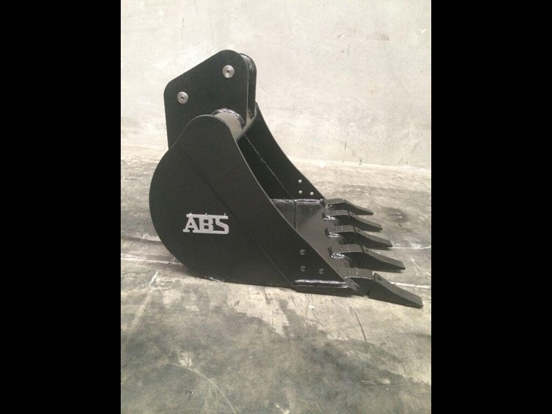 australian bucket supplies 600mm general purpose bucket to suit 0-1t excavators 316603 007