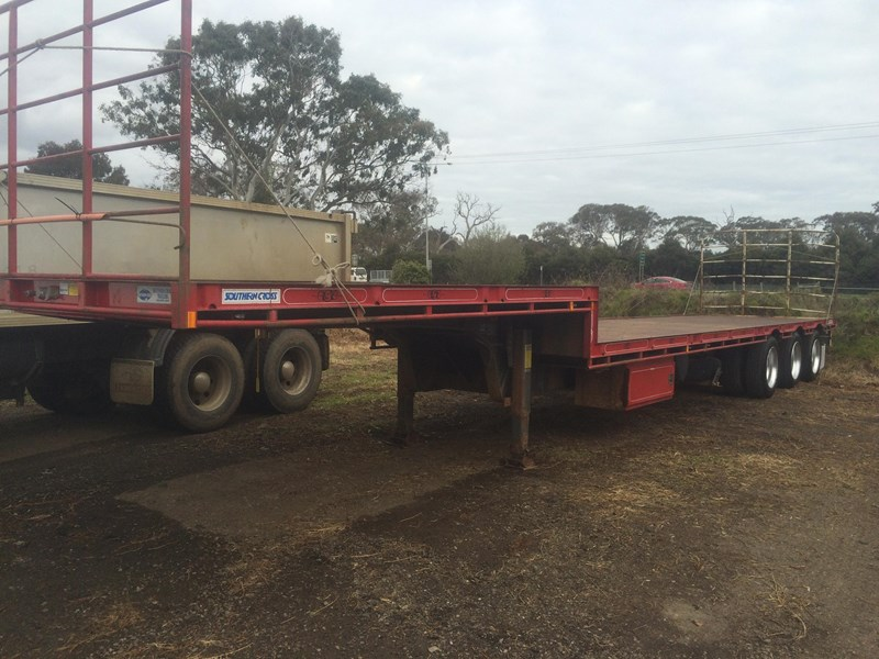 southern cross drop deck 45 ft tri-axle 335689 001