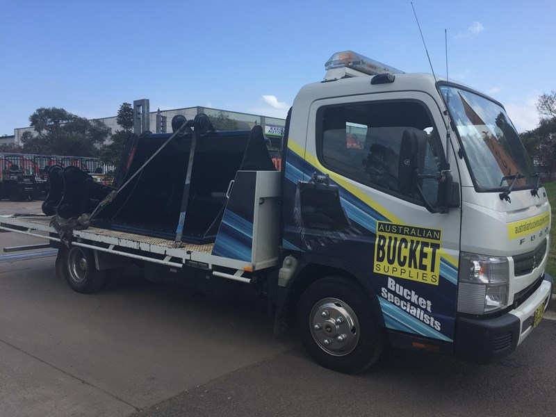 australian bucket supplies ripper tyne to suit 2-3t excavators 316757 023