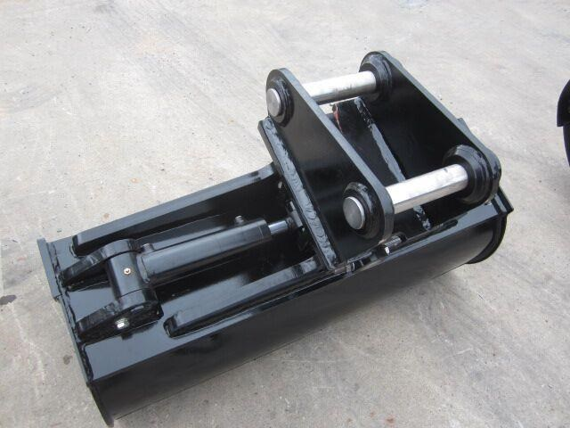 australian bucket supplies tilt bucket fitted w/boe to suit 5-6t excavators 337095 003