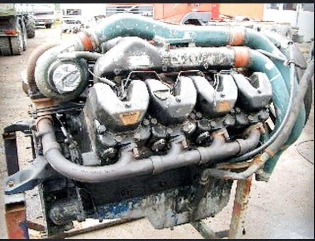 engine scania 337132 001