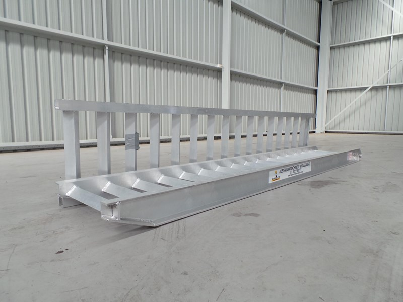 workmate 6 ton alloy loading ramps 10084 001