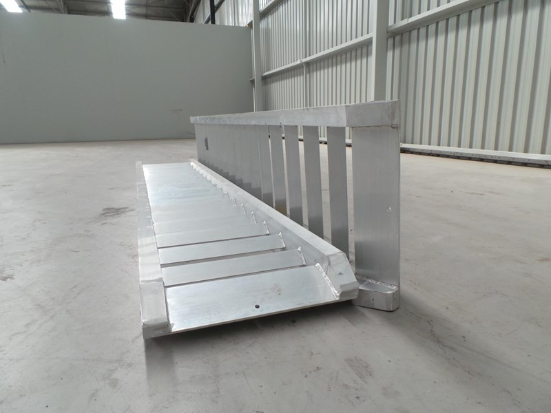 workmate 6 ton alloy loading ramps 10084 007