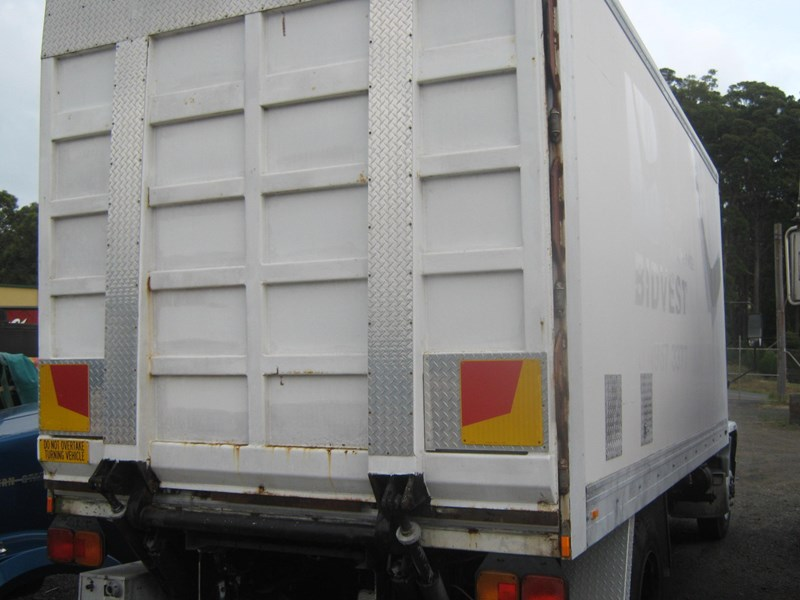 various bodies to suit single axle trucks 338279 008