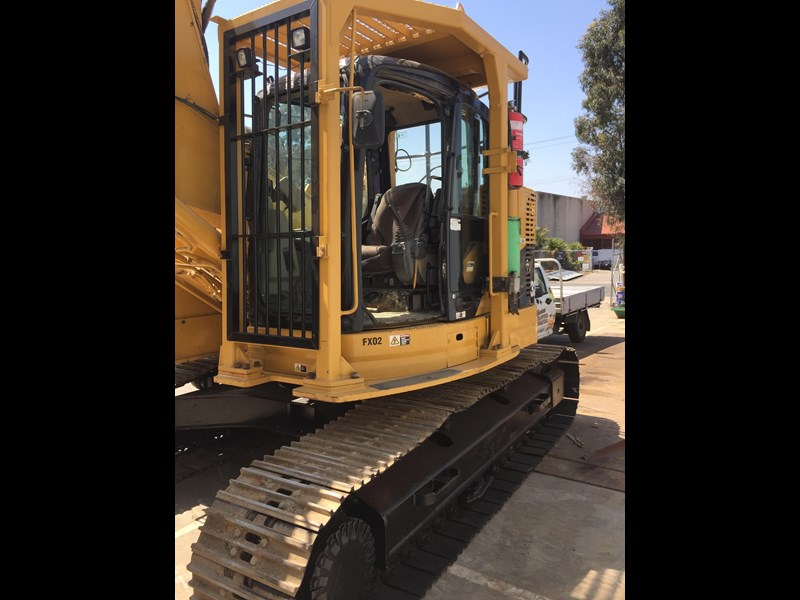 caterpillar caterpillar 321c lcr - zero tail swing 338972 007