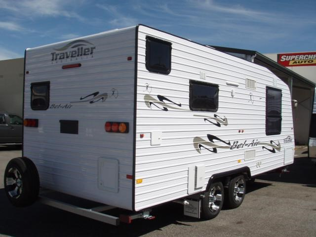 "traveller intrigue 18'6"" 'the tourer' 338900 045"