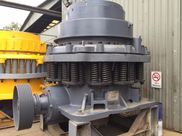 symons 4 1/4ft std or s/h cone crusher 97816 001