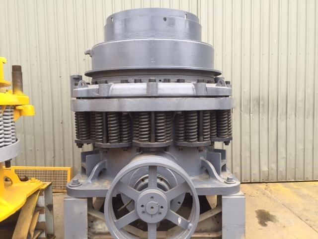 symons 4 1/4ft std or s/h cone crusher 97816 003