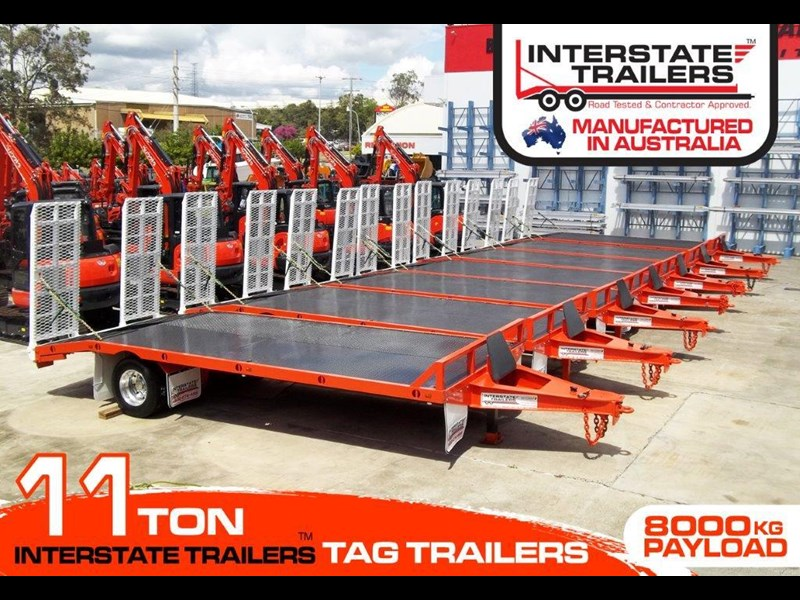 interstate trailers 11 ton tag trailer 302040 007