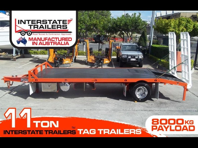interstate trailers 11 ton tag trailer 302040 001