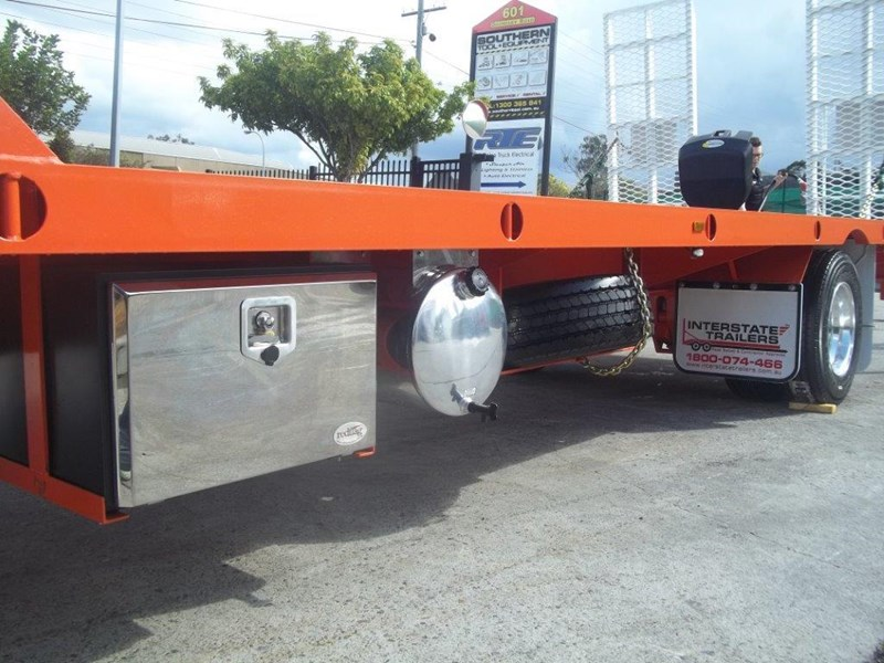 interstate trailers 11 ton tag trailer 302040 035