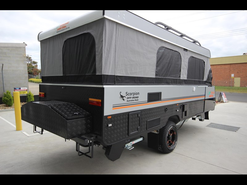 kakadu camper trailers scorpion #2 off road 341292 005