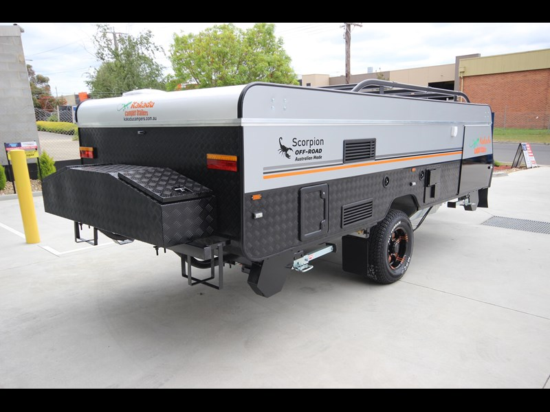 kakadu camper trailers scorpion #2 off road 341292 013