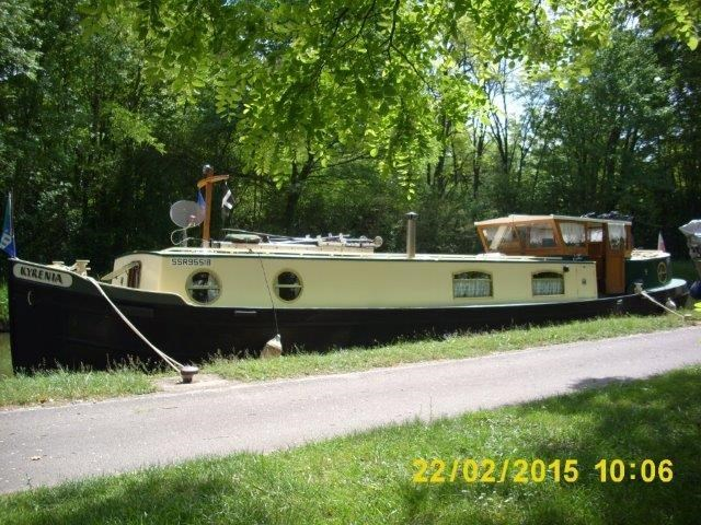 pickwell & arnold mini dutch barge 361544 005