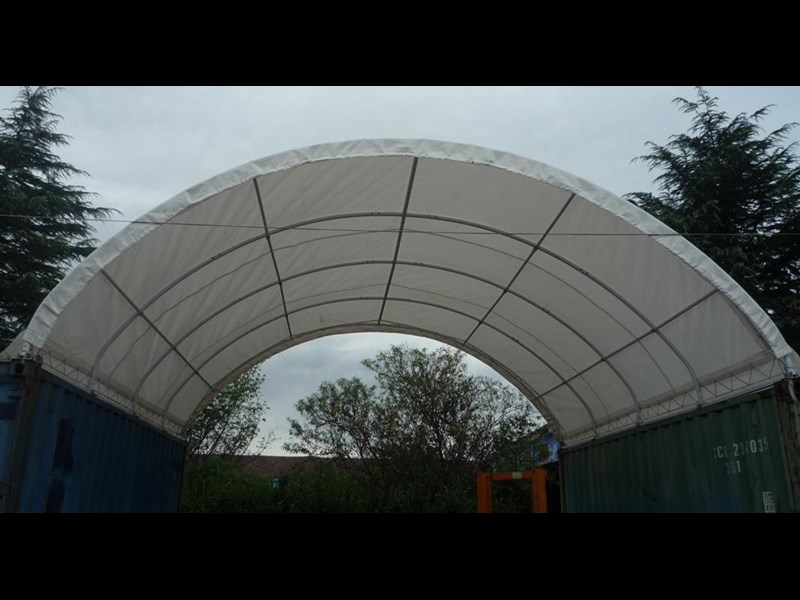 nq trading 40ft igloo container shelter c2040s 343203 013
