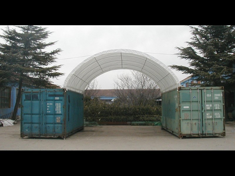 nq trading 40ft igloo container shelter c2040s 343203 011