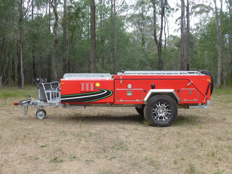 custom made off road camper trailer 344150 001
