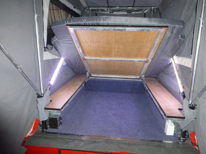 custom made off road camper trailer 344150 009