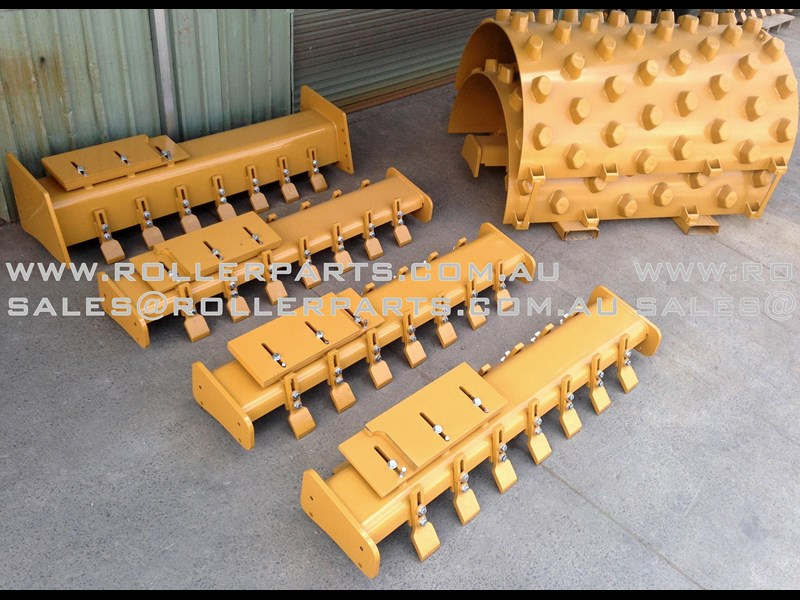 roller parts padfoot shells 345383 005
