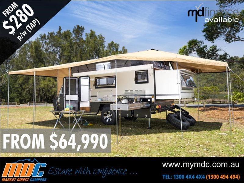 market direct campers xt-17 off road hybrid touring caravan 345975 004
