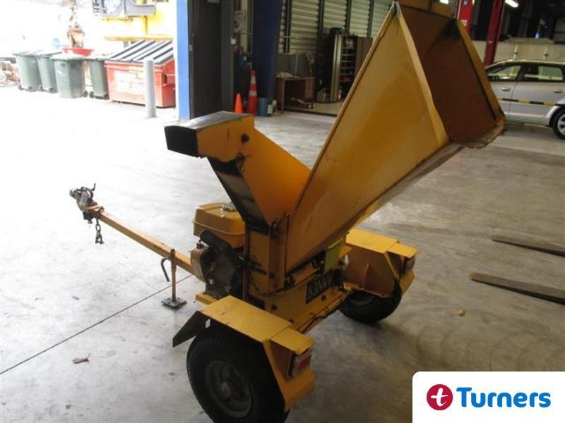 custom built elite wood chipper 348301 009