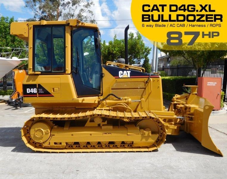 caterpillar d4g xl 350668 001
