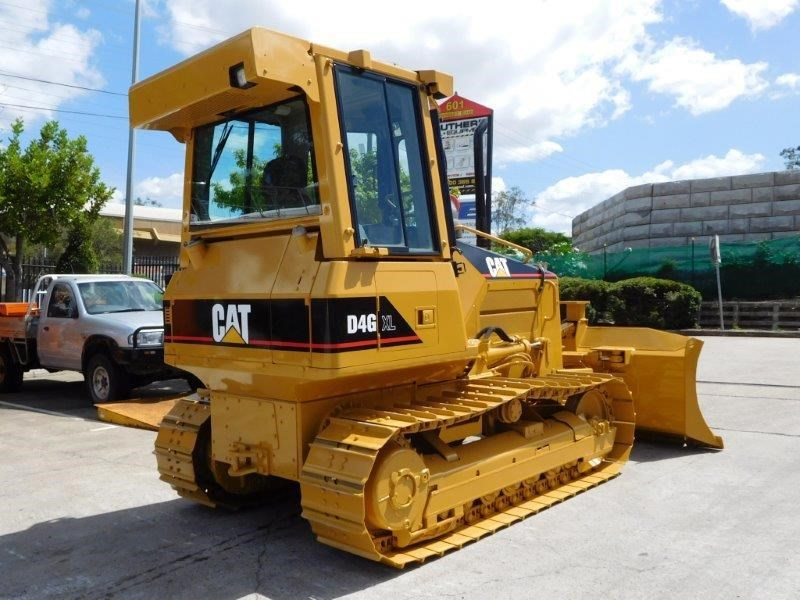 caterpillar d4g xl 350660 013