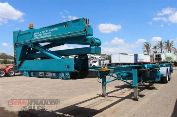 steel bros semi steelbro side loader 352414 009