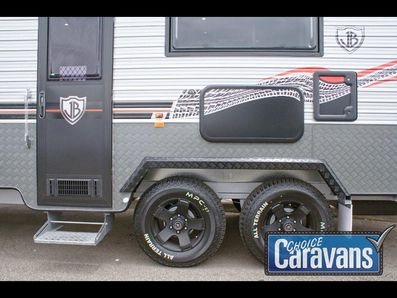jb caravans dirt roader 20' 351565 002