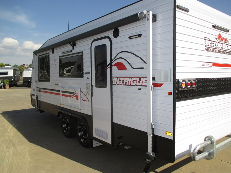 "traveller intrigue 19'6"" new model 353223 005"
