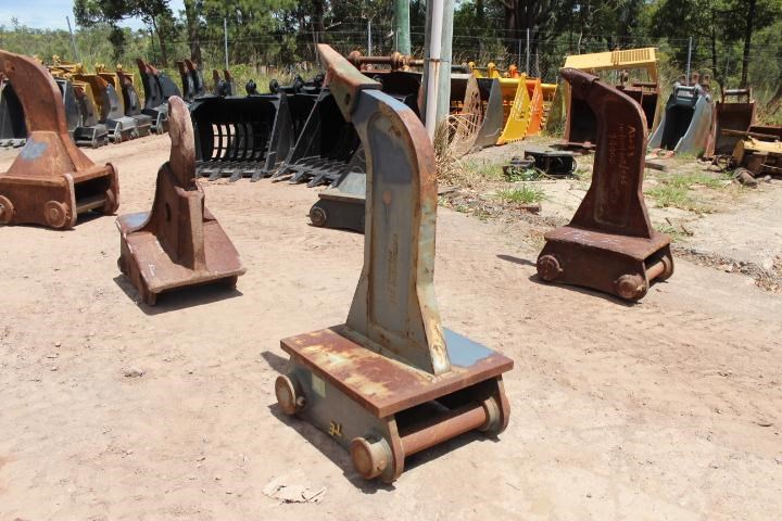 turners 40-50 tonne ripper tyne 353888 003