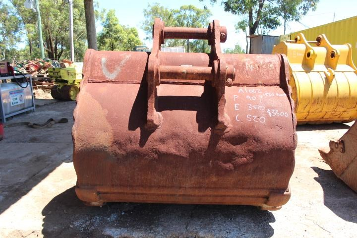 unknown 1500mm rock bucket 354793 005